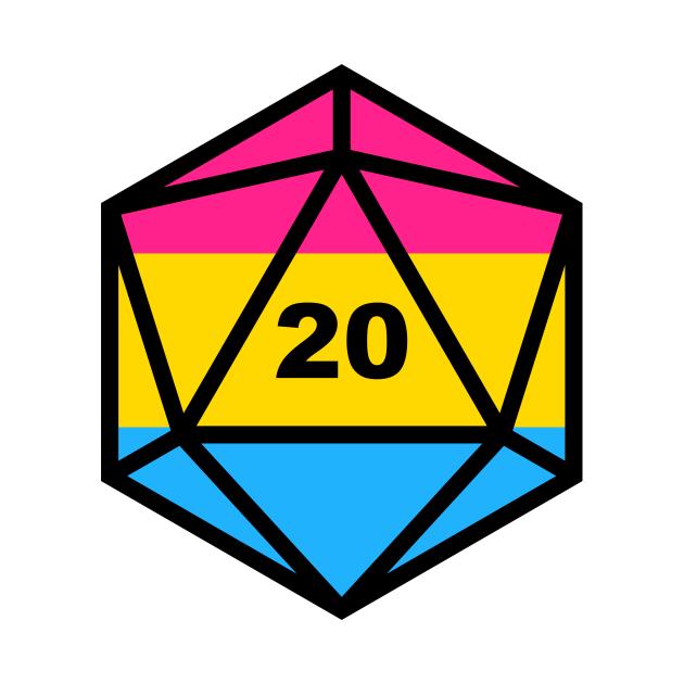 Pride D20: Pansexual