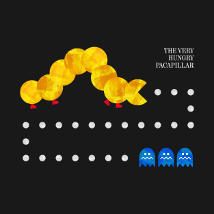 The Very Hungry Pacapillar - Variant t-shirts