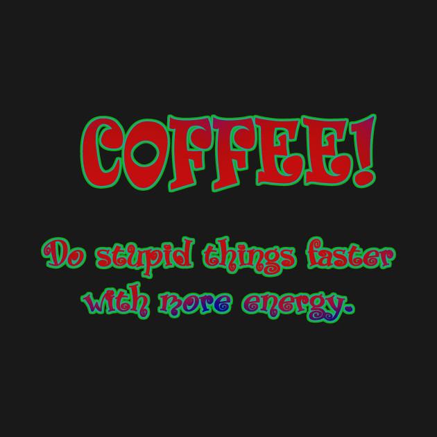 Funny One-Liner Coffee Joke