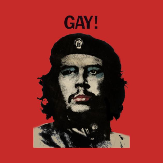 che guevara campi concetramento gay