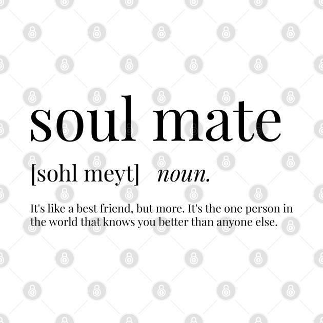 Soul Mate Definition