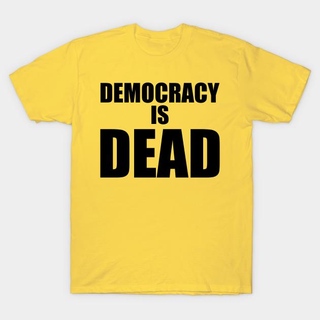 Democracy Graphic Tee