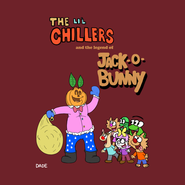The Li'l Chillers and the legend of Jack-O-Bunny