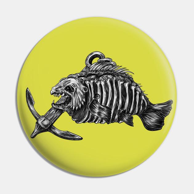 Weird Fish Skeleton 8