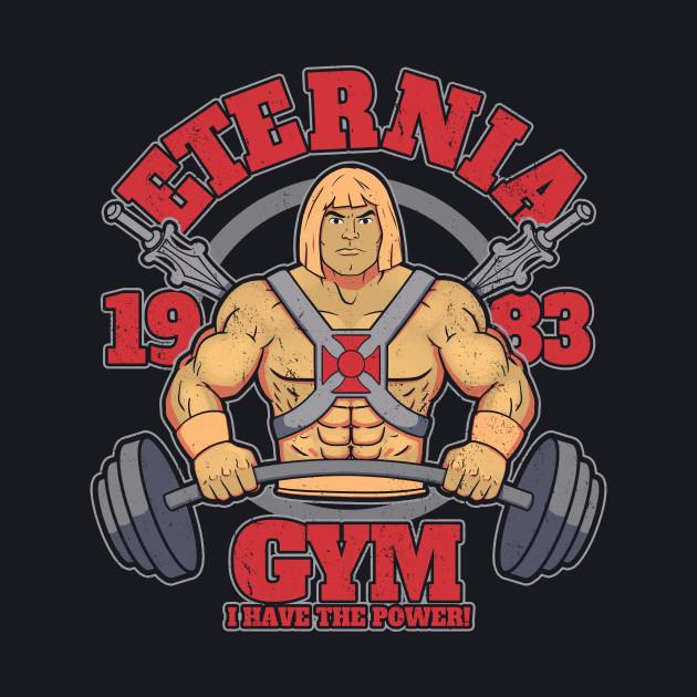Eternia Gym v2