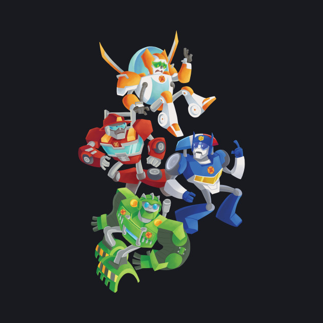 Rescue Bots: Fall to the Rescue