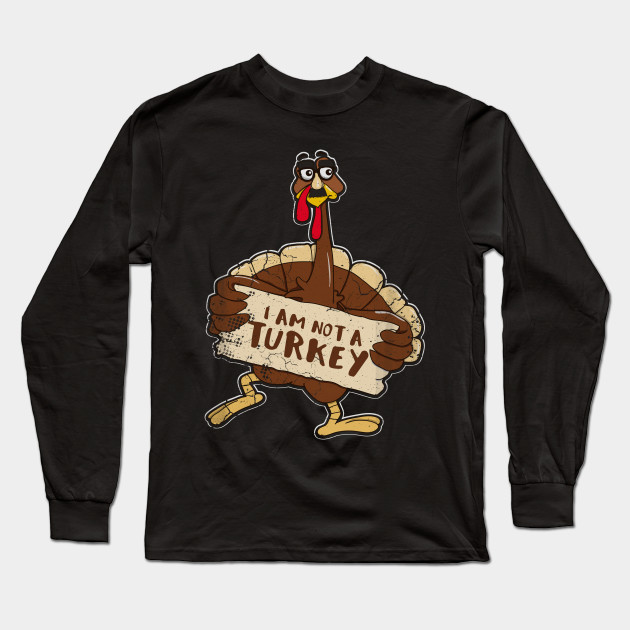 6c7bca0c1 Thanksgiving Funny Turkey Disguise - Thanksgiving - Long Sleeve T ...