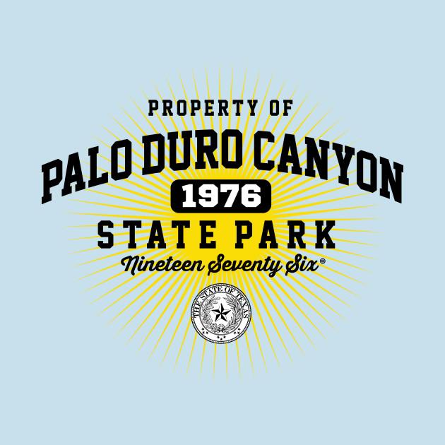 Palo Dura Canyon