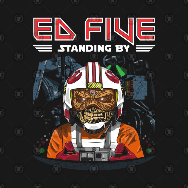 Ed Five Standing By