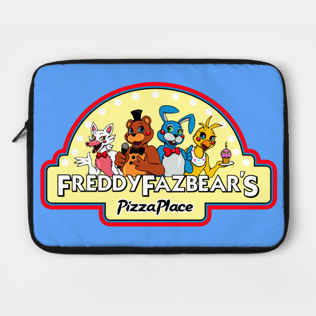 Five Nights at Freddy's 2 - Freddy Fazbear's Logo
