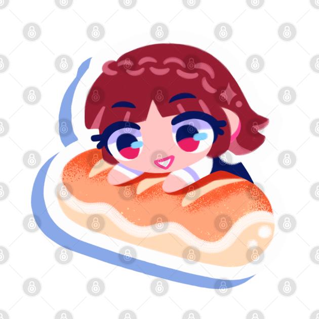 Makoto Niijima bread
