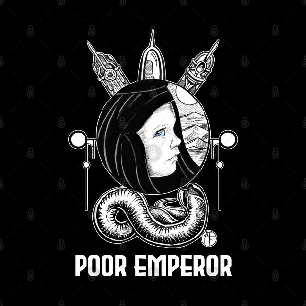 Alia - Poor Emperor Quote - Dune