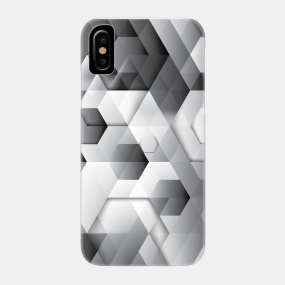 Triangles Phone Cases - iPhone and Android | TeePublic