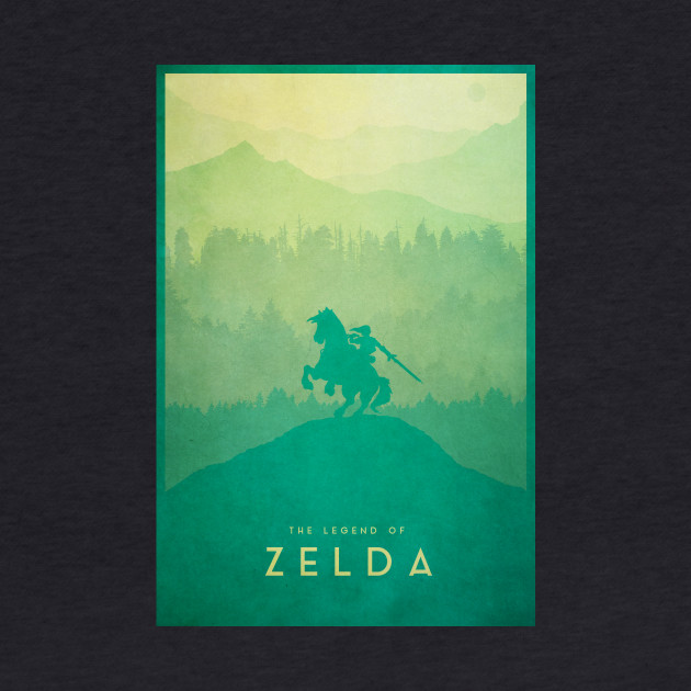 Warrior - The Legend of Zelda