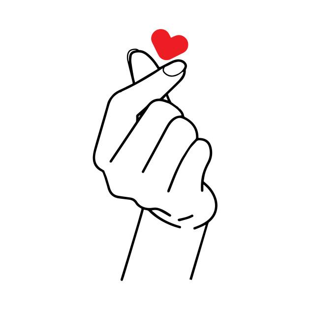 Image result for korean heart
