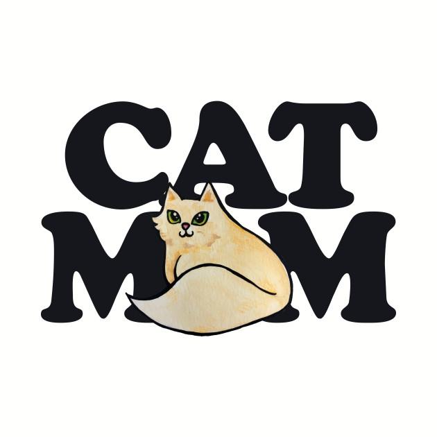 Cat Mom tee shirts cat lovers tshirt
