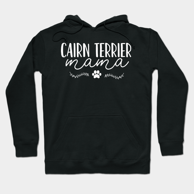 Cairn Terrier Dog Mom