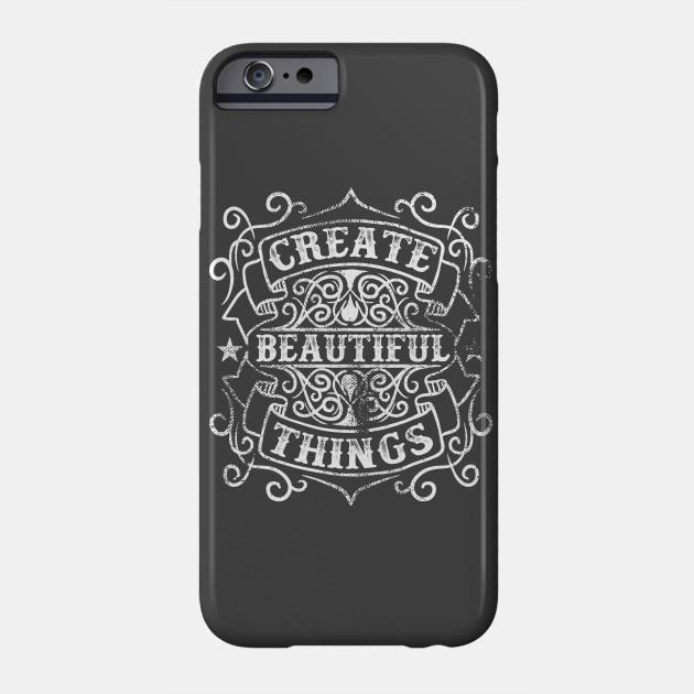 Create Beautiful Things Vintage Design