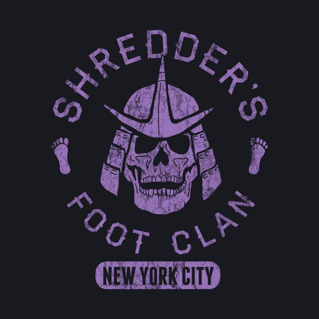 Bad Boy Club: Shredder's Foot Clan