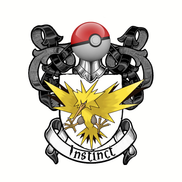 Team Instinct Coat of Arms