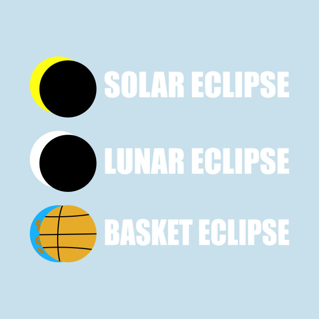 Basketball Eclipse