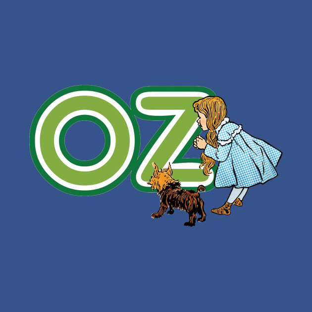 Vintage Wizard of Oz Dorothy and Toto