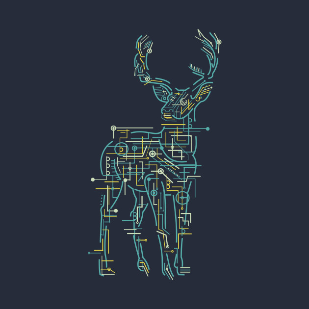 Electrical Deer