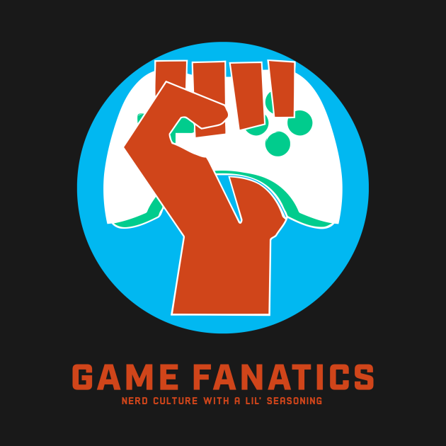 Game Fanatics Logo