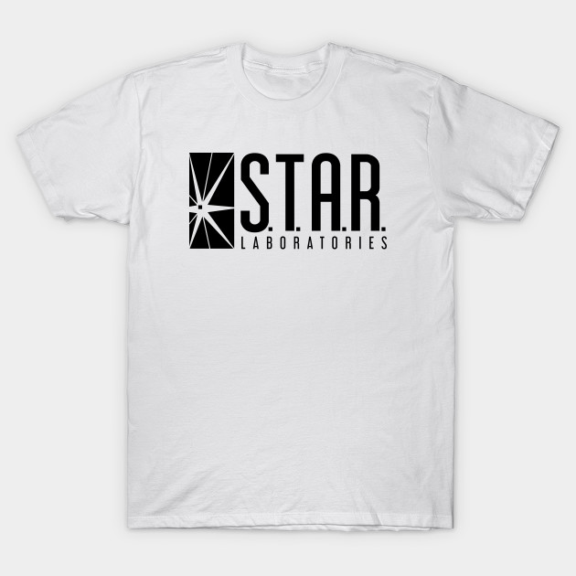 e3a97bf0d S.T.A.R. Laboratories - Flash - T-Shirt | TeePublic