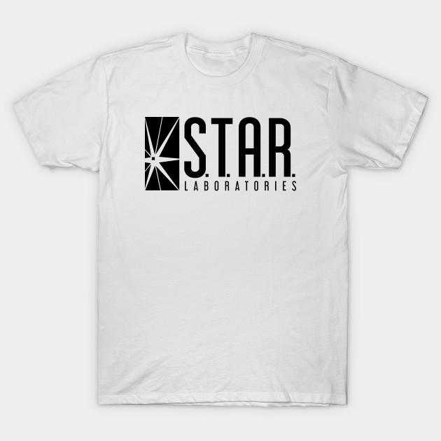 11334191 S.T.A.R. Laboratories - Flash - T-Shirt | TeePublic