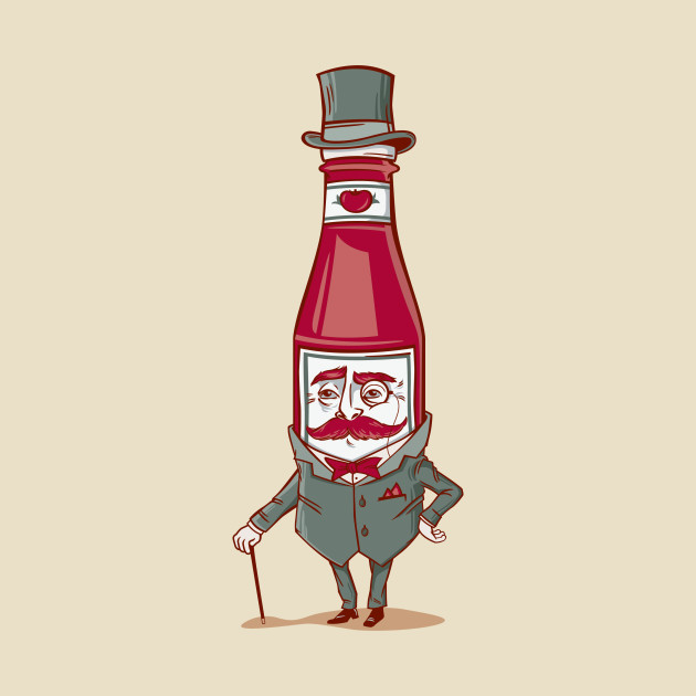 Sir Fancy Ketchup