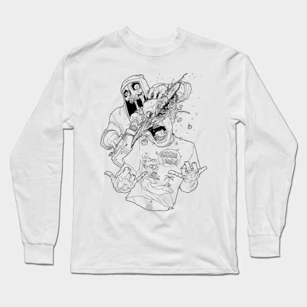 smokebeer Long Sleeve T-Shirt