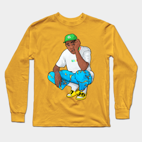 311c34c4a6d4 Golf Long Sleeve T-Shirt. by RikiProsper.  22. Main Tag Tyler The Creator  Long Sleeve T-Shirts