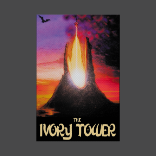 Visit the Ivory Tower t-shirts
