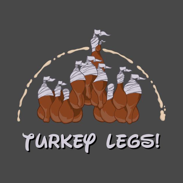 Turkey Leg Castle