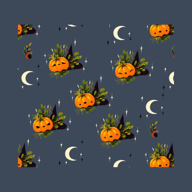 Halloween Pattern No1