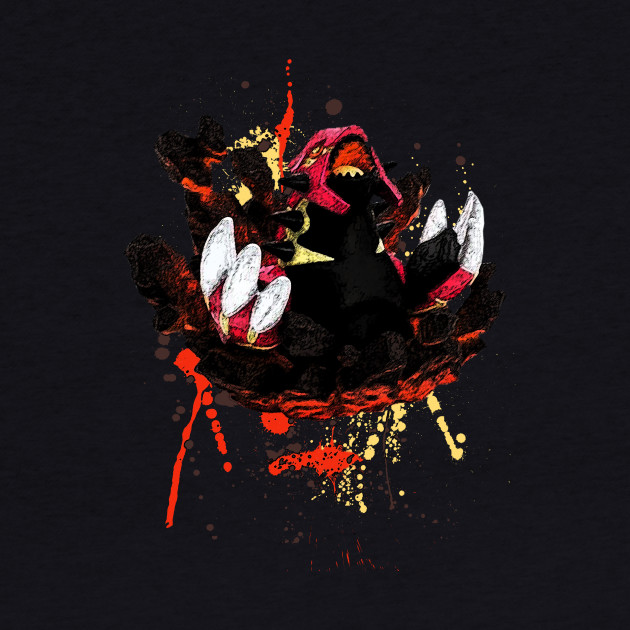 Pokemon - Genshi Groudon