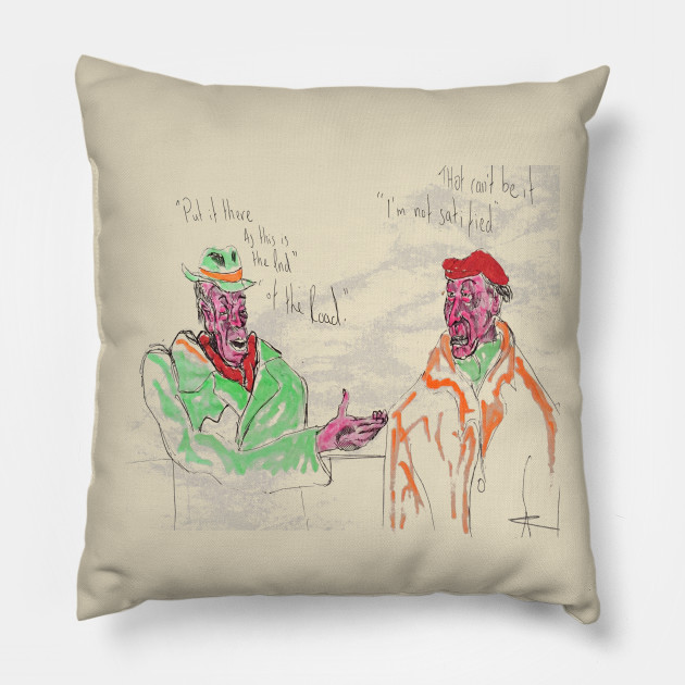 put it there old people pillow teepublic