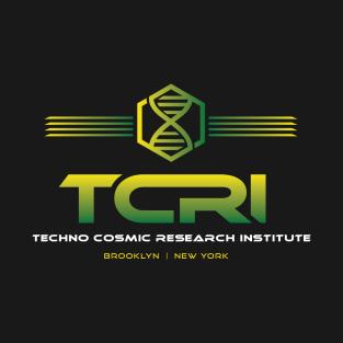 TCRI t-shirts