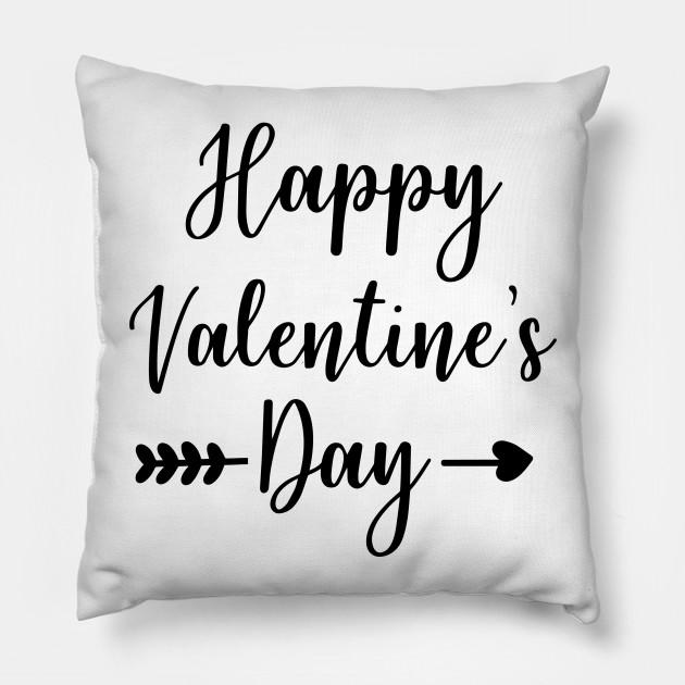 Valentine's Series: Happy Valentine's Day Handwritten Script