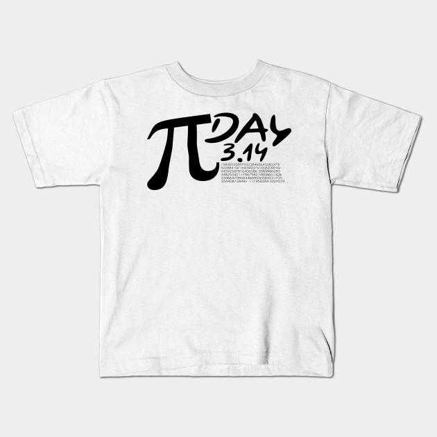 348cb14c Funny Pi Day Love Math Gifts - Funny Pi Day - Kids T-Shirt | TeePublic