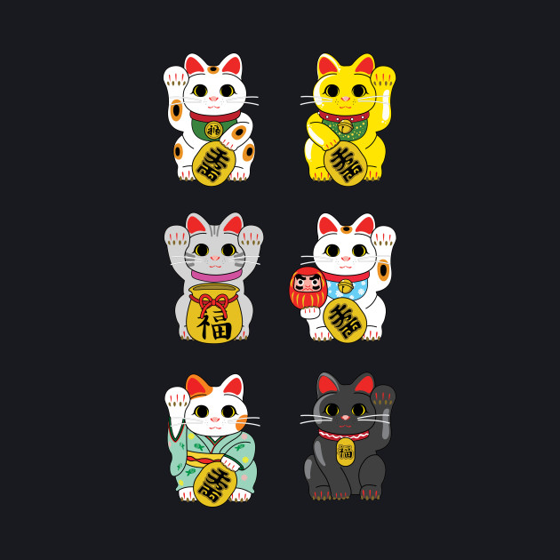 Lucky Cat / Maneki Neko