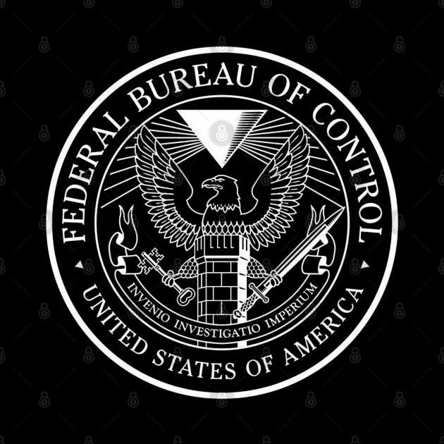 """FEDERAL BUREAU OF CONTROL"" (CONTROL 2019 VIDEO GAME)"