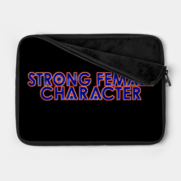 Strong Female Character