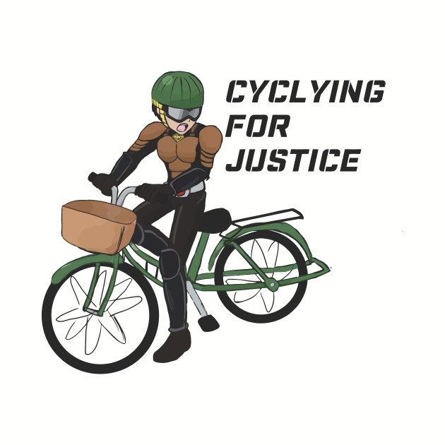 Cycling for Justice