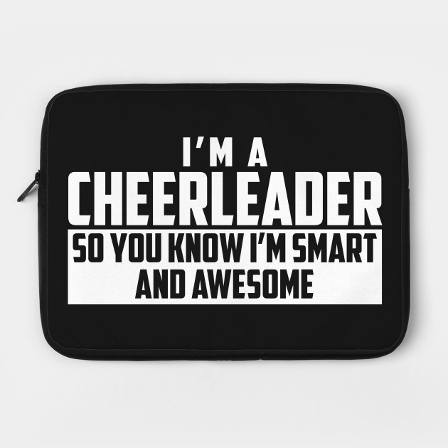 Smart and Awesome Cheerleader