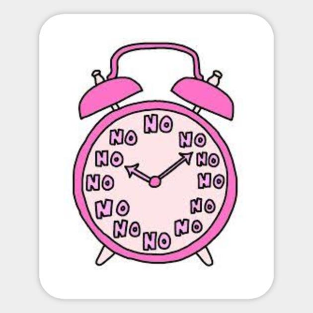 Time Tumblr Tumblr Sticker Teepublic