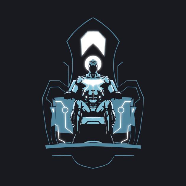 batman, god of knowledge