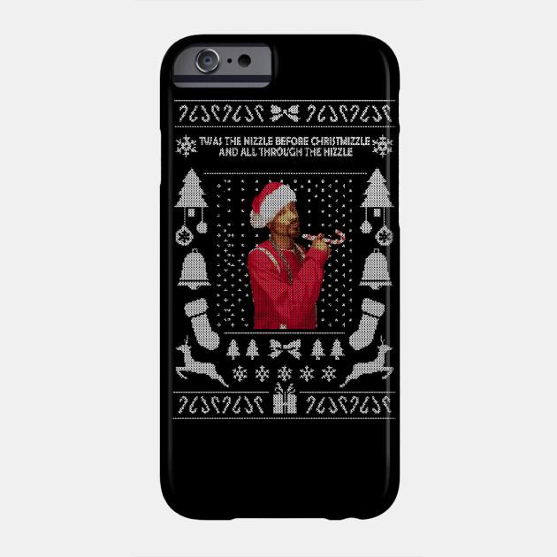 Snoop Dogg Ugly Sweater Snoop Dogg Ugly Sweater Phone Case