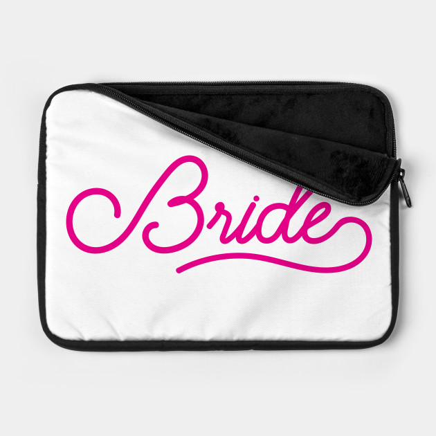 Bride - Wedding Bridesmaid Bachelorette Party Design